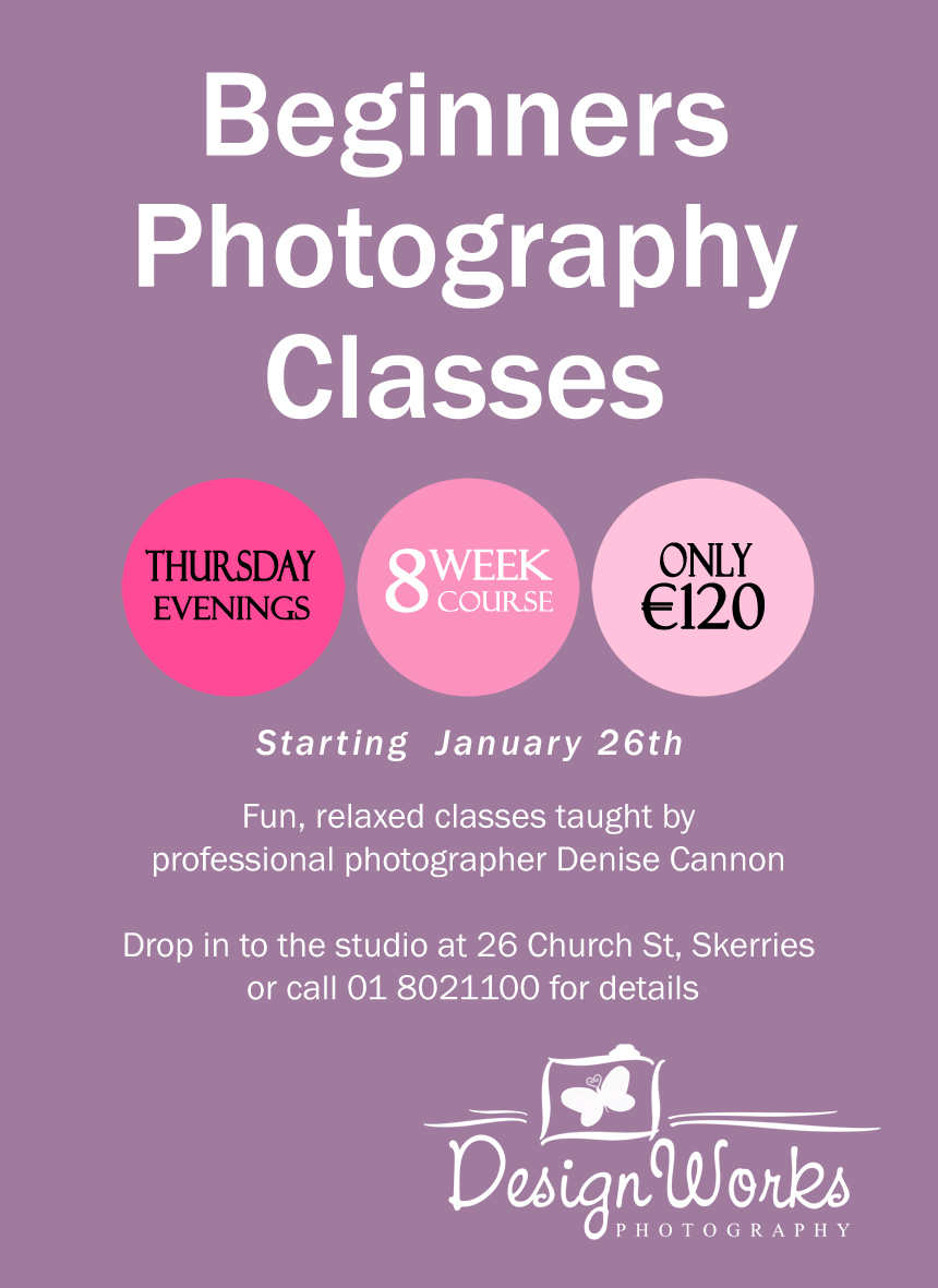 Skerries Photography Classes