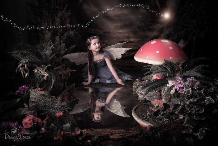 Fairy portrait Ireland