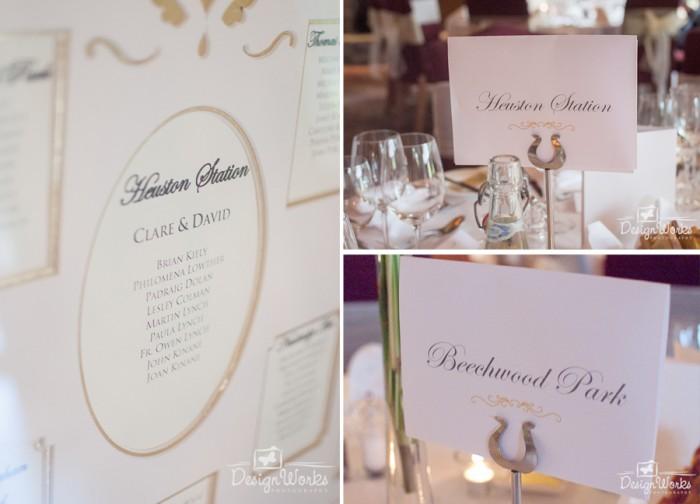 Clare Amp David S Mount Juliet Wedding Designworks Photography
