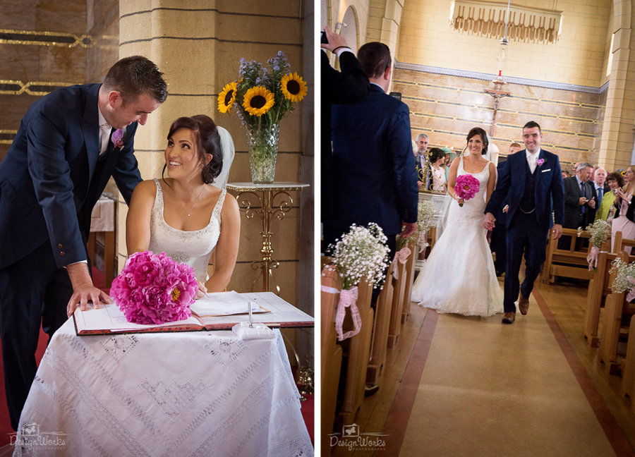 Skerries Wedding Signing Register
