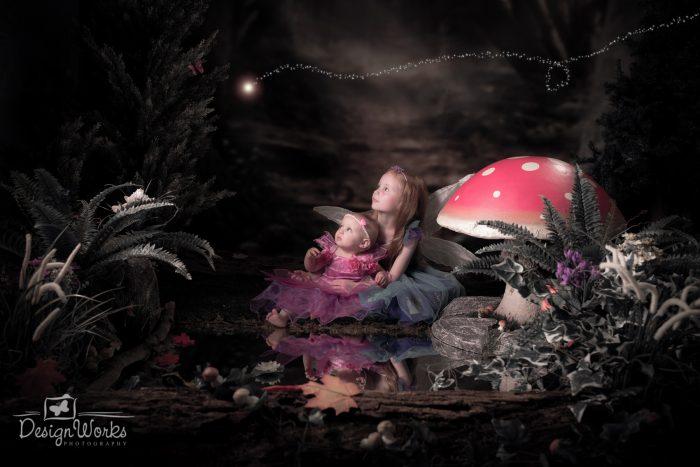 fairy portraits ireland